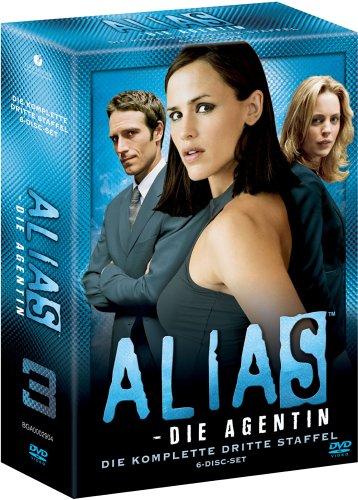 Alias - Die Agentin Staffel 3 (6 DVDs)