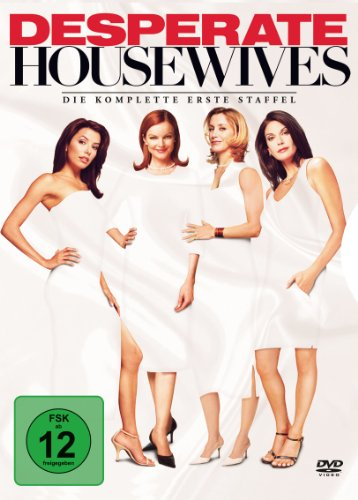 Desperate Housewives Staffel 1 (6 DVDs)