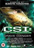 Crime Scene Investigation - Tarantino Episodes - Grave Danger