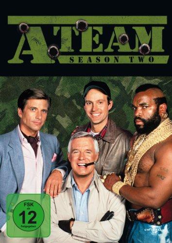 Das A-Team Season 2 (6 DVDs)