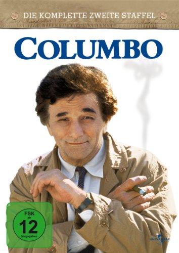 Columbo Staffel  2 (4 DVDs)
