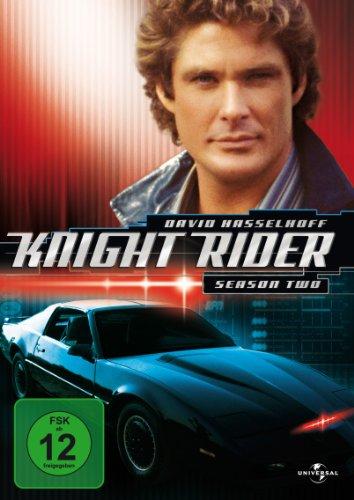 Knight Rider Season 2 (6 DVDs)