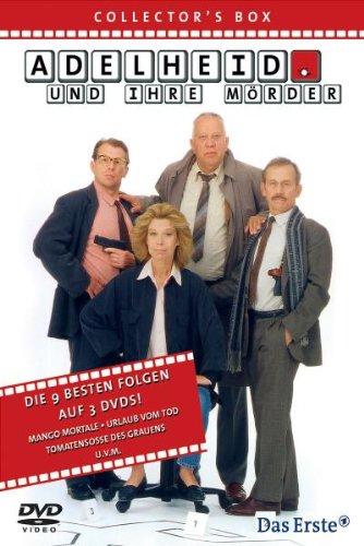 Adelheid und ihre Mörder Collector's Box (3 DVDs)