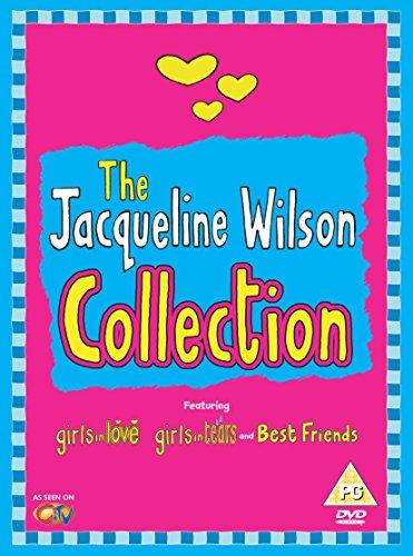 Jacqueline Wilson - Girls In Love / Girls In Tears / Best Friends