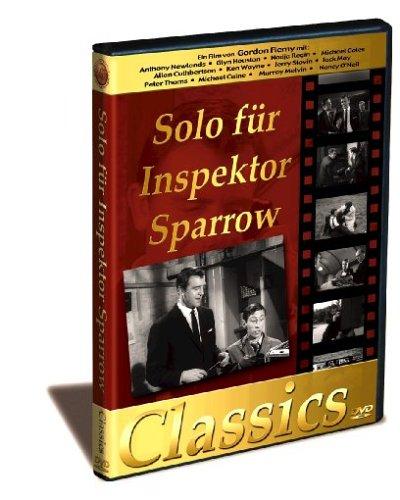 Edgar Wallace: Solo für Inspektor Sparrow
