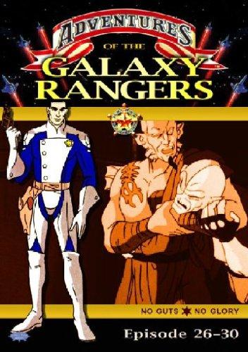 Galaxy Rangers Episoden 26-30