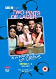 Two Pints Of Lager And A Packet Of Crisps - Series 1 To 4