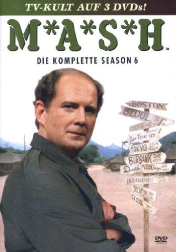 M*A*S*H Season  6 (3 DVDs)