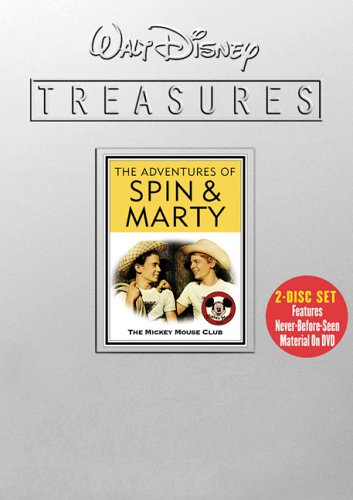 Walt Disney Treasures: The Adventures of Spin & Marty (2 DVDs) [RC 1]