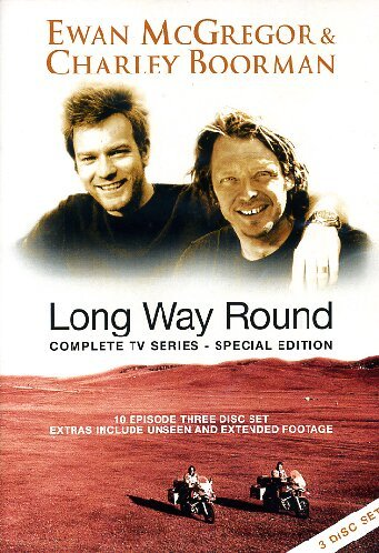 Long Way Round (Special Edition) (3 DVDs)