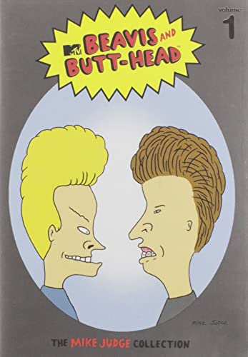 Beavis & Butt-Head The Mike Judge Collection, Volume 1