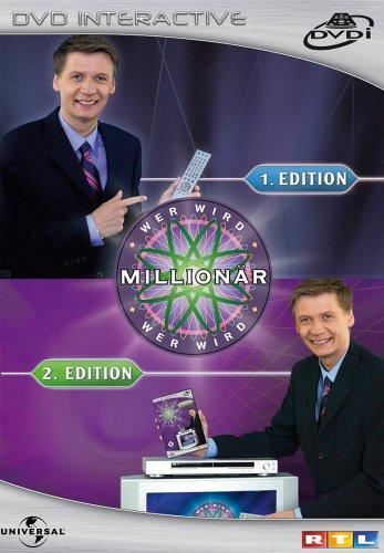 Wer wird Millionär 1+2 (DVD-Spiel)
