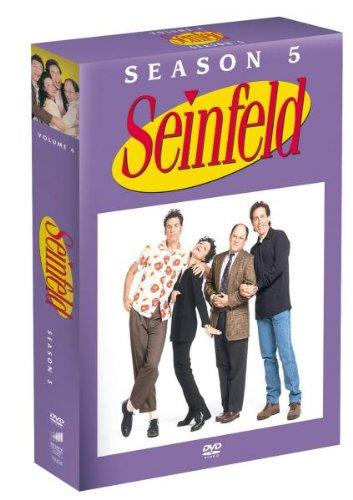 Seinfeld Season 5 (4 DVDs)