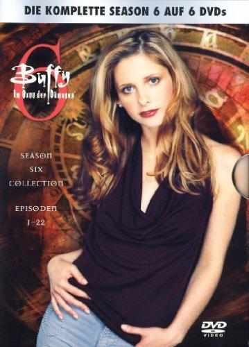 Buffy - Im Bann der Dämonen: Die komplette Season 6 (6 DVDs)