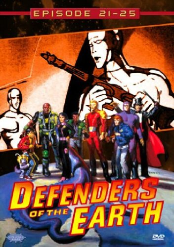 Defenders of the Earth Episode 21-25