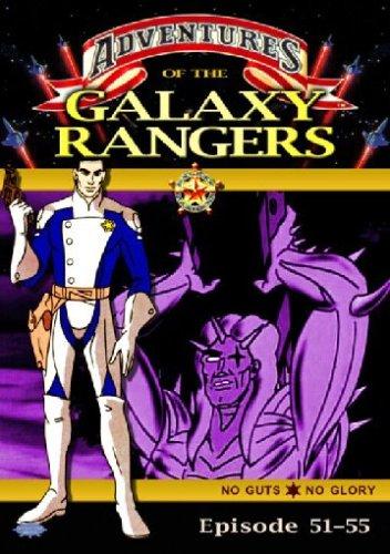 Galaxy Rangers Episoden 51-55