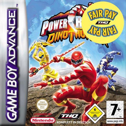 Power Rangers - Dino Thunder
