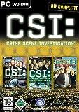 Die komplette CSI (Triple Pack) (PC DVD-ROM)