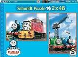 Thomas und seine Freunde; 2x48 Teile, Auf großer Fahrt