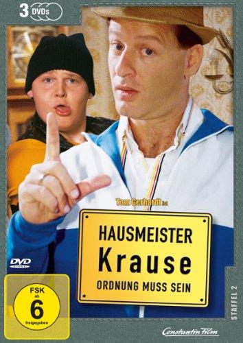 Hausmeister Krause Staffel 2 (3 DVDs)