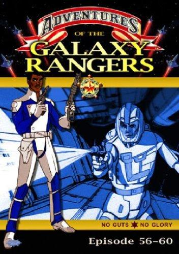 Galaxy Rangers Episoden 56-60