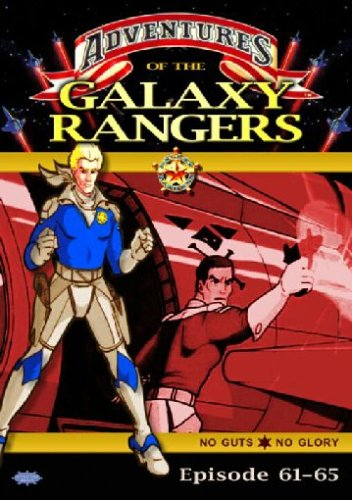 Galaxy Rangers Episoden 61-65