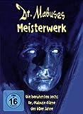 Dr. Mabuses Meisterwerk - Digipak (Die berühmten sechs Dr.-Mabuse-Filme der 60er Jahre) (6 DVDs)