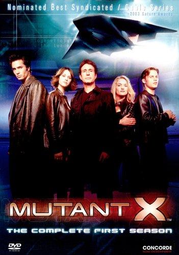 Mutant X Staffel 1 (5 DVDs)