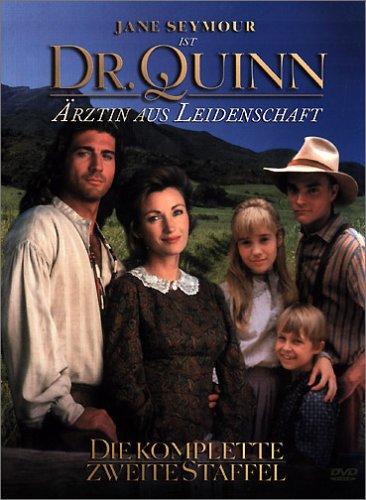 Dr. Quinn - Ärztin aus Leidenschaft: Staffel 2 (6 DVDs)