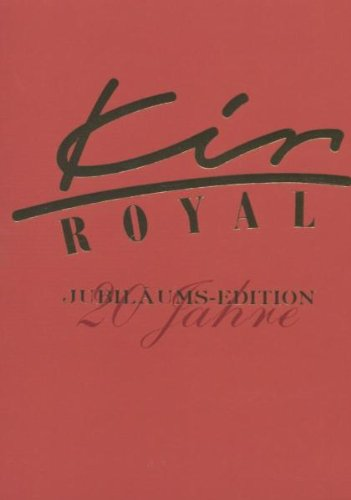 Kir Royal (Jubiläums-Edition mit Audio-CD) (3 DVDs)