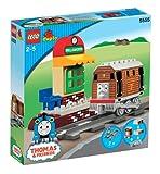 LEGO Duplo Thomas u.s. Freunde 5555 Toby auf dem Bahnhof von Wellsworth