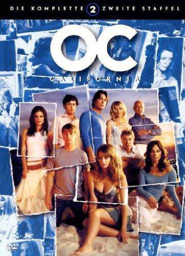 O.C., California Staffel 2 (7 DVDs)
