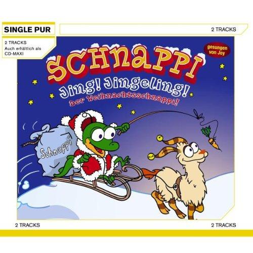 Schnappi: Jing! Jingeling! (2-Track-CD)