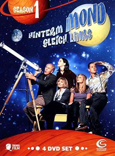 Hinterm Mond gleich links Staffel 1 (4 DVDs)