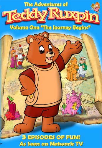The Adventures of Teddy Ruxpin,
