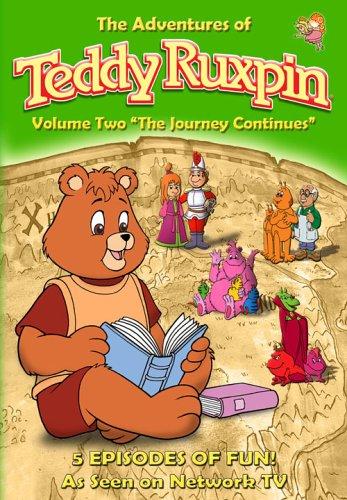 The Adventures of Teddy Ruxpin,