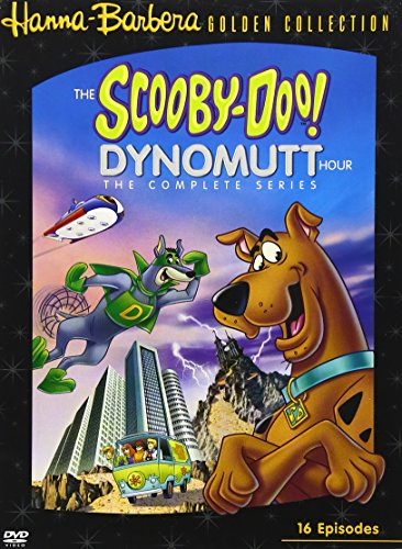 The Scooby-Doo Dynomutt Hour - The Complete Series (4 DVDs) [RC 1]