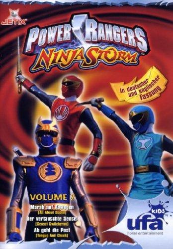 Power Rangers - Ninja Storm