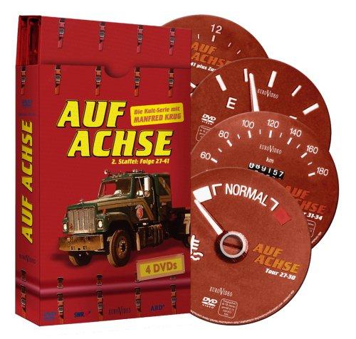 Auf Achse Staffel 2.2 (Folge 27-41, 4 DVDs)