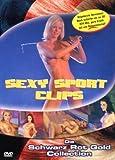 Sexy Sport Clips - Schwarz / Rot / Blond