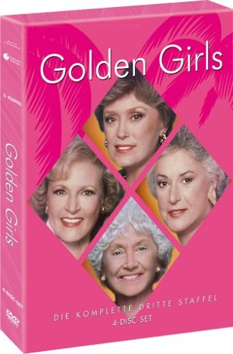 Golden Girls Staffel 3 (4 DVDs)