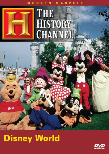 Modern Marvels: Disney World