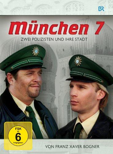 München 7 Staffel 1+2 (5 DVDs)