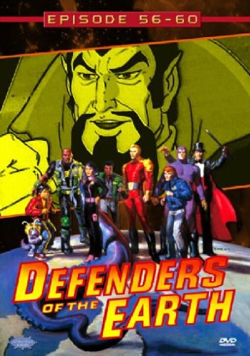 Defenders of the Earth Episode 56-60