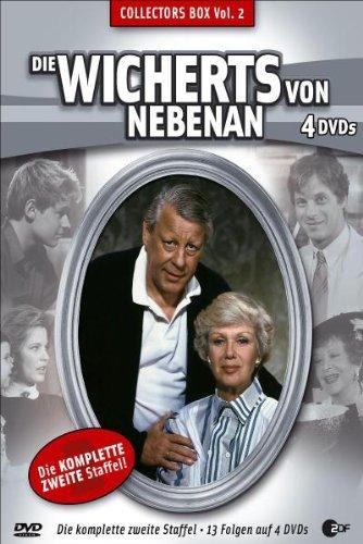 Die Wicherts von nebenan Collectors Box 2 (4 DVDs)