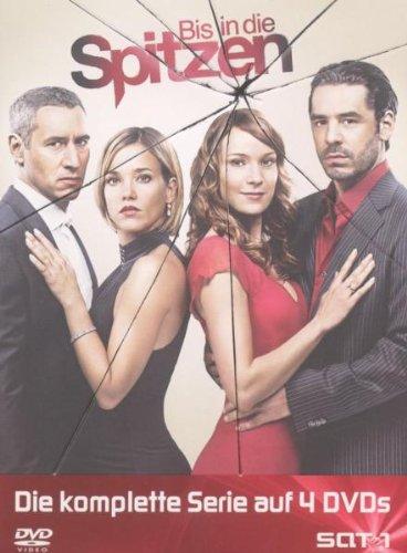 Bis in die Spitzen Die komplette Serie (4 DVDs)