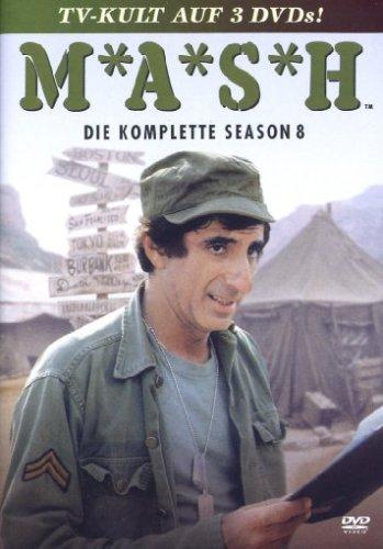 M*A*S*H Season  8 (3 DVDs)
