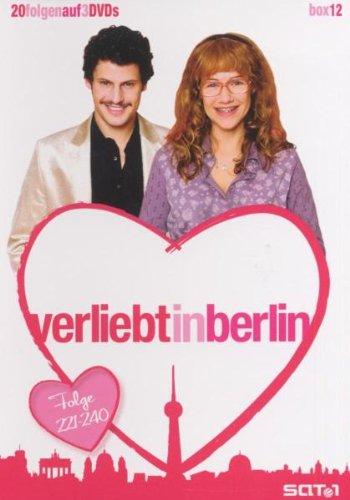 Verliebt in Berlin Vol.12, Folgen 221-240 (3 DVDs)