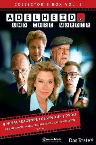 Adelheid und ihre Mörder Collector's Box 2 (3 DVDs)