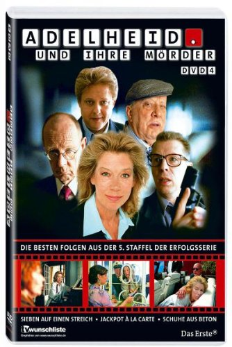 Adelheid und ihre Mörder 4: Die Besten Folgen aus der 5. Staffel